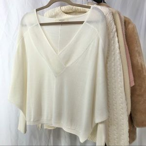 ZARA/ dolman knit sweater
